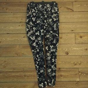 Torrid Floral Leggings